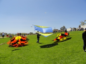 Festival Large Scale Kites 2012